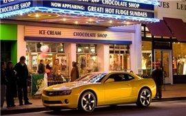2013 Chevrolet Camaro SS получает электроусилитель руля и двухрежимную выхлопную систему
