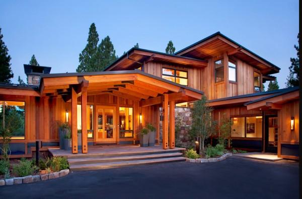 Деревянный дом. Электропроводка