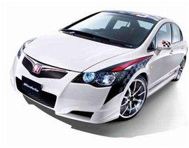 Honda представила 1.6-литровый турбодизель для гоночной версии Civic