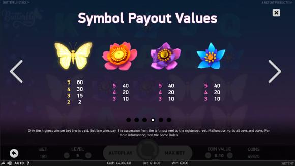 Игровой автомат Butterfly Staxx - выгодно играй в Azino777 казино