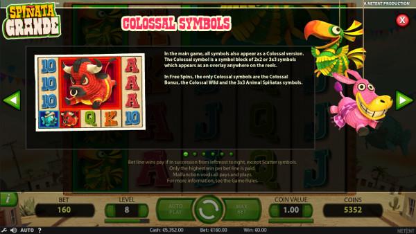 Игровой автомат Spinata Grande - за отличными выигрышами в Спин Сити казино