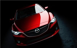 Mazda продемонстрировала полностью новую 6-ю модель перед премьерой в Москве