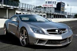 Появилась инсайдерская информация о модели спортивного купе Mercedes SLC