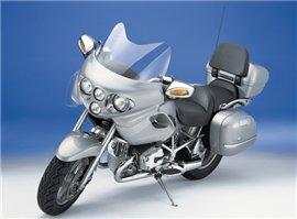 Мотоцикл BMW R1200 CL. Полный обзор.