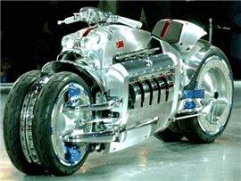Мотоцикл Tomahawk: быстрый и мощный