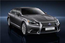 Новый Lexus LS получит смелый новый «нос» от RX и GS и гибридную версию