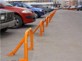 Ограждения на парковках
