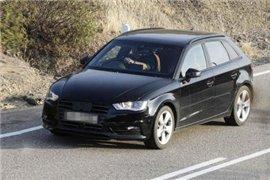 Практичный 5-дверный Audi A3 Sportback впервые засветился перед фотокамерами