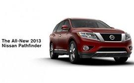 Производственная версия 2013 Nissan Pathfinder была продемонстрирована на Facebook