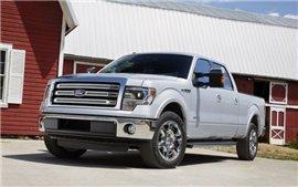 Следующий Ford F-150 может получит большую «порцию» алюминия