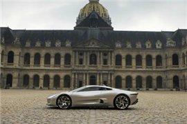 Суперкар Jaguar C-X75 получит 500-сильный 1.6-литровый двигатель