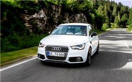 Тюнер ABT увеличил мощность Audi A1 Sportback до 210 л. с.