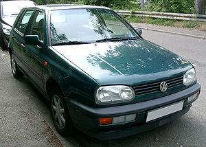 Выбираем поддержанный VW Golf 3